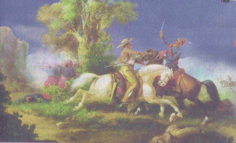La Batalla de San Pedro, una historia de nuestro estado