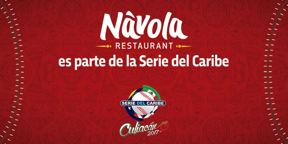 Návola Restaurant Presente En La Serie del Caribe