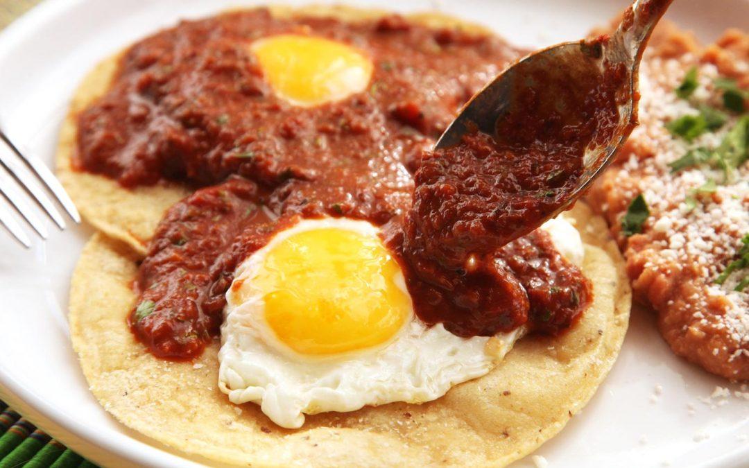 6 razones para incluir huevos en tus desayunos