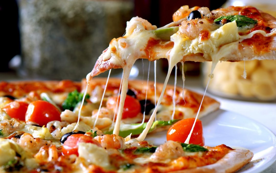 ¿Es saludable consumir pizza?