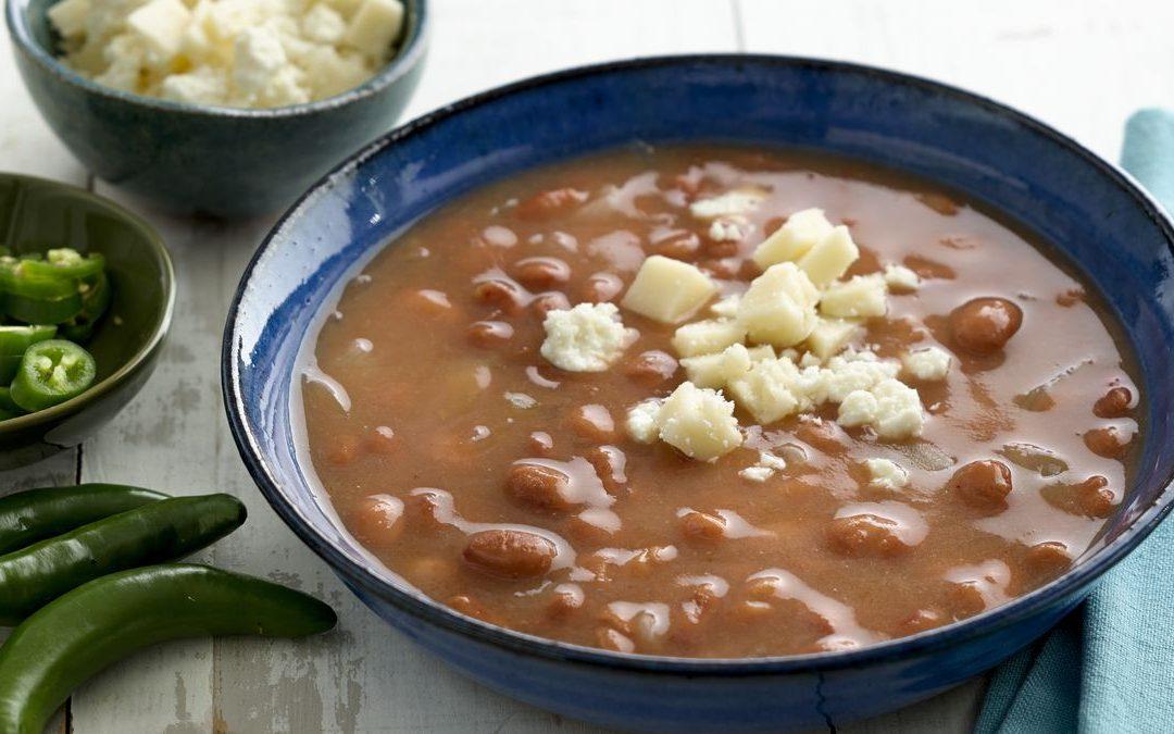 El frijol, ingrediente elemental de la gastronomía mexicana