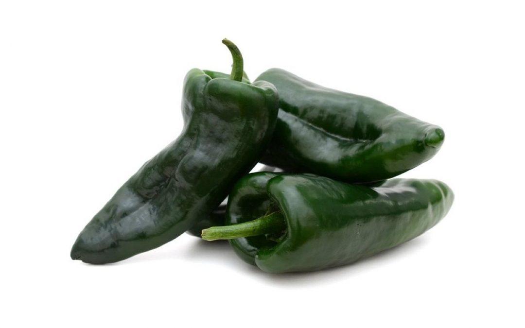Conozca el poder del chile poblano