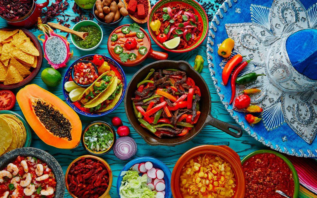 La gastronomía de cada región de nuestro país