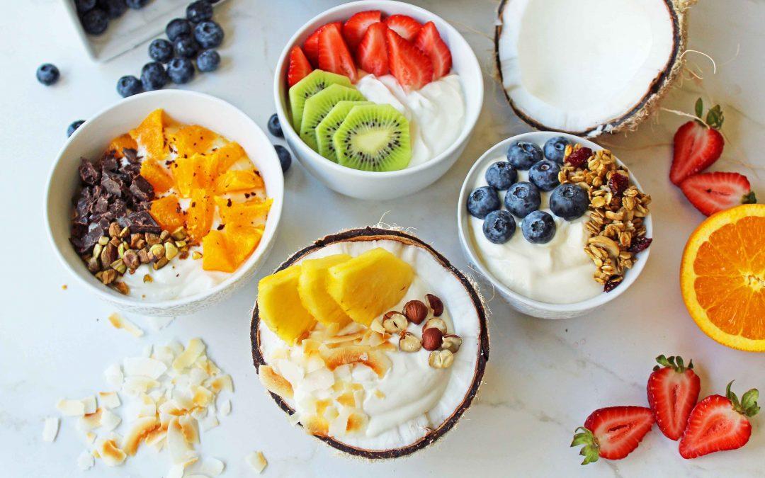 Conoce ocho beneficios que te brinda el yogurt para la salud