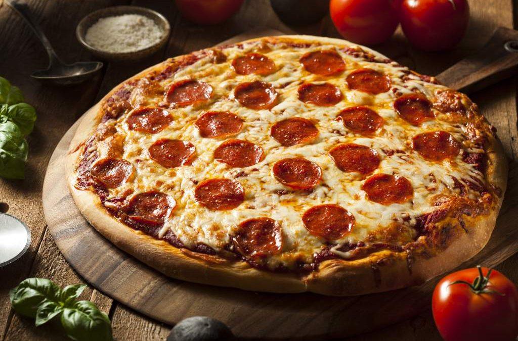 Nueve curiosidades sobre la pizza que no conocías