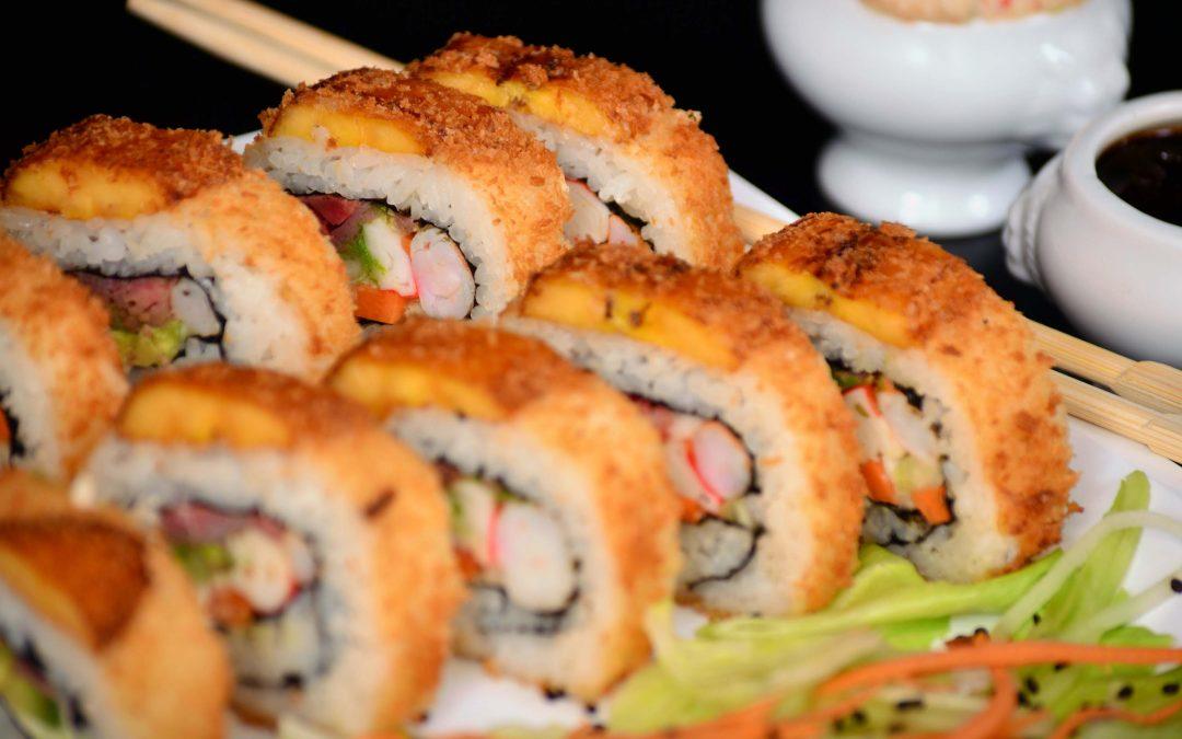 5 razones saludables para seguir comiendo sushi