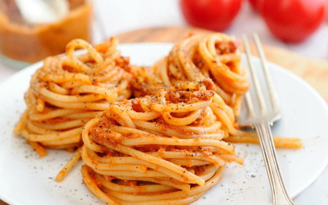 10 razones para consumir pasta