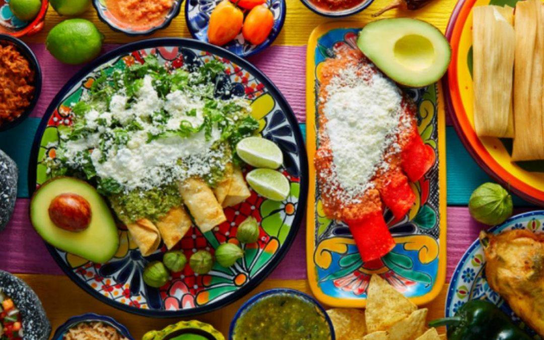 Los 5 beneficios de la gastronomía mexicana
