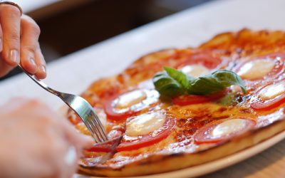 Los saludables beneficios de la pizza